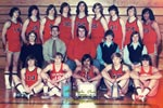 Juneau Douglas Crimson Bears basketball team 1972 - 1973